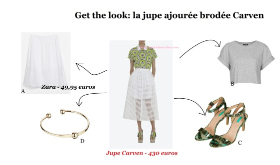 Get the look - Carven
